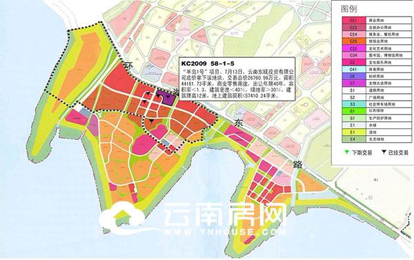 最新昆明环湖东路半岛规划条件公示 三大谜团待解