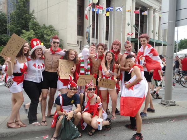 生日快乐,加拿大!